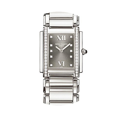 Patek Philippe Twenty-4 Stainless Steel ...