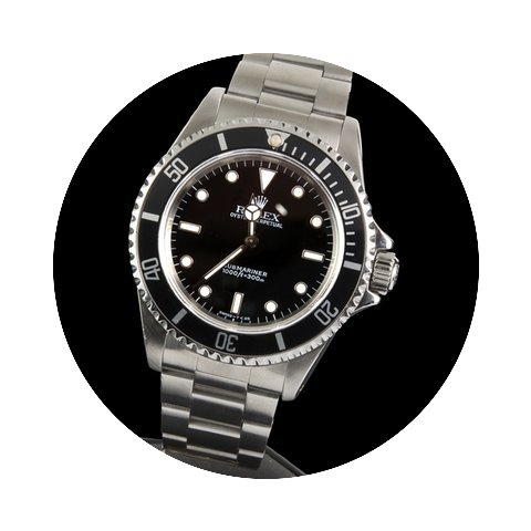Rolex SUBMARINER STEEL...