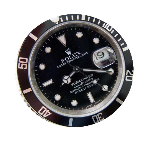Rolex Submariner watch Steel, 16610 Mode...