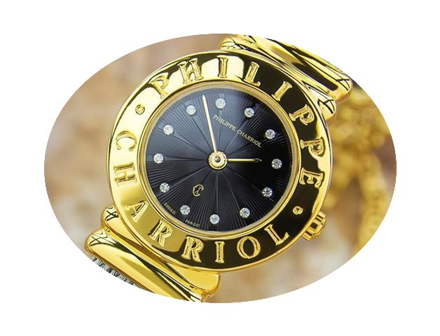 Charriol Rare Diamond Dial Stainless S L...