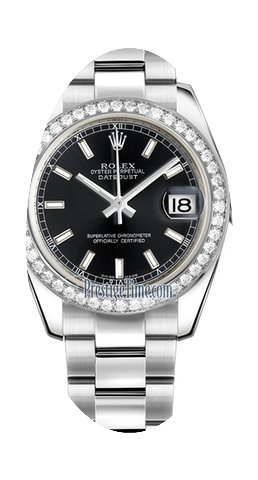 Rolex Datejust 31mm Stainless Steel Ladi...