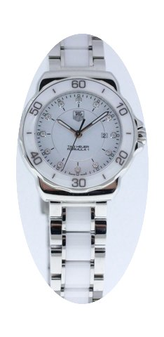 TAG Heuer Formula 1 Lady steel /ceramic...