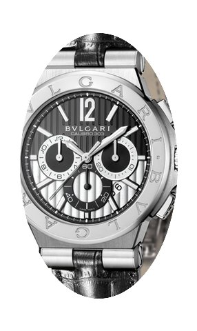 Bulgari Diagono Chronograph Calibre 303 ...