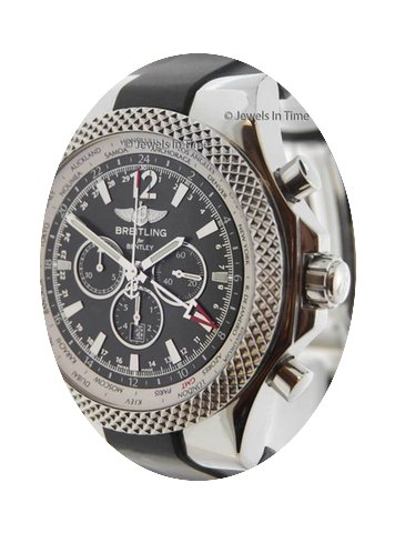Breitling Bentley Mens Watch Stainless S...