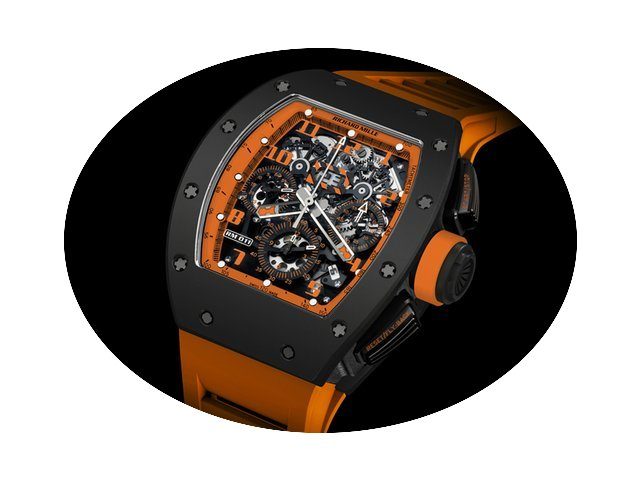 Richard Mille RM 011 RM11 Flyback Chrono...