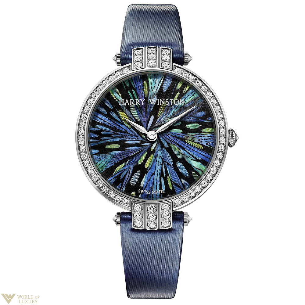 Harry Winston Premier Feathers Quartz Di...