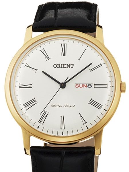 Orient Capital 2 Quartz Analog Dress Wat...