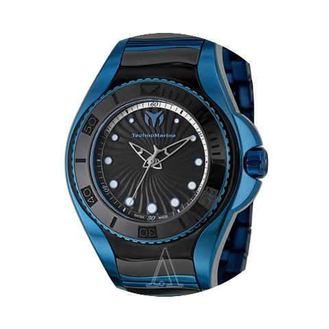 Technomarine Women's Blue Manta Watch...
