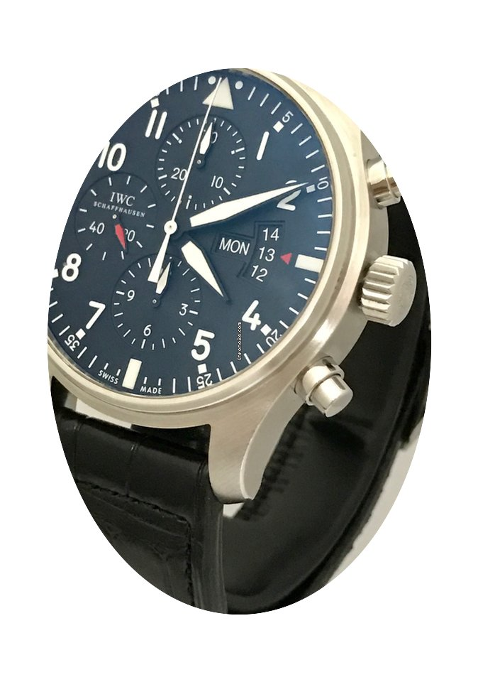 IWC Pilot Collection Pilot Chronograph S...