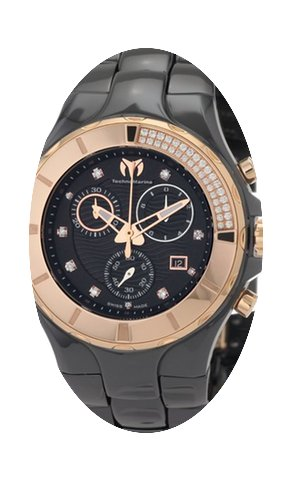 Technomarine Cruise Chronograph Black Di...