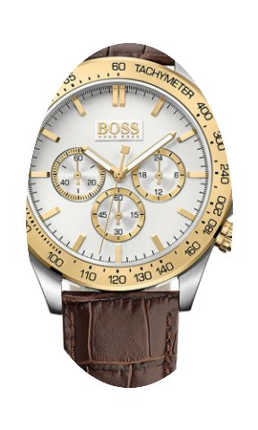 Hugo Boss HB-6030 1513174 Herrenchronogr...