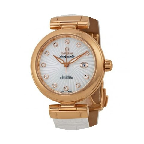 Omega Ladies 42563342055001 DeVille Lady...