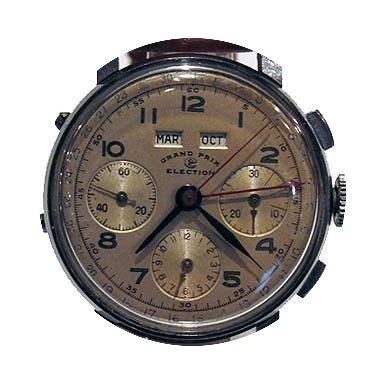 Election Chronograph Calender Vintage...