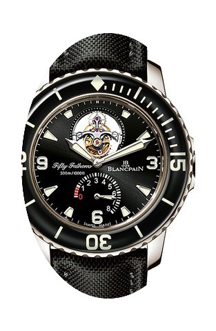 Blancpain Fifty Fathoms Tourbillon 8 Day...