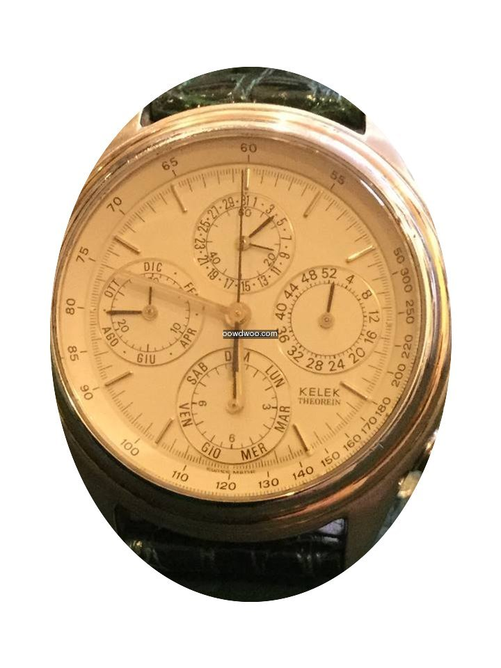Calendario Ebel.Buy Sell Pre Owned Theorein Watch And Timepieces Compare