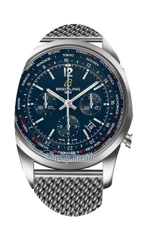 Breitling Transocean Chronograph Unitime...