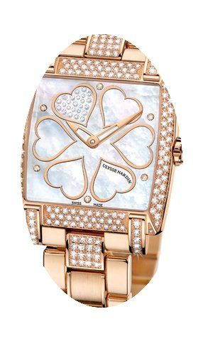 Ulysse Nardin Caprice Ladies Watch...