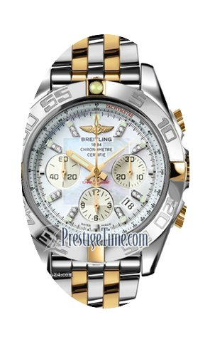 Breitling Chronomat 44 Mens Watch...