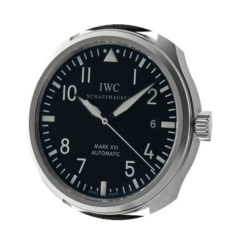 IWC Pilot Collection Mark XVI 39mm Stain...