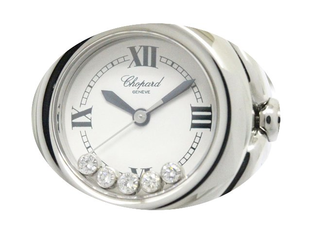 Chopard Happy Sport Diamond Quartz Ladie...