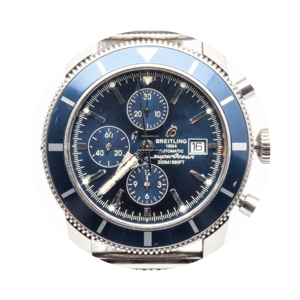 Breitling Superocean Chronograph Heritag...