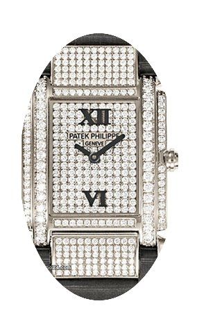 Patek Philippe 4910G-001 Twenty~4 Ladies...