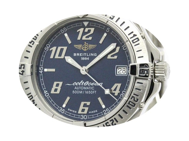Breitling Colt Ocean Steel Automatic Men...