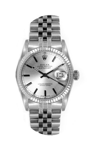 Rolex Women's Datejust Midsize Stainless...