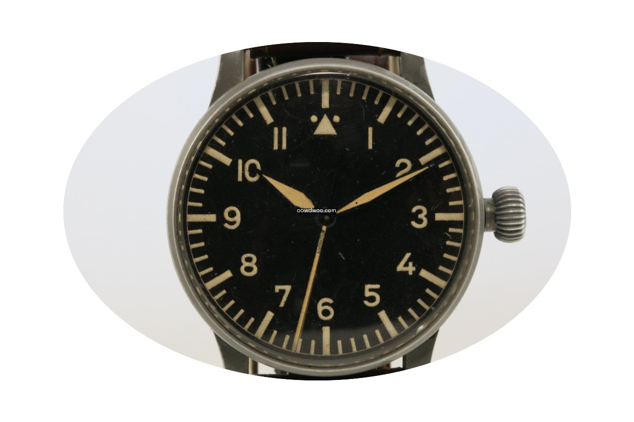 Stowa B-UHR Pilot Watch WWII German Air ...