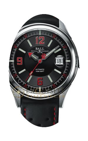 Ball Watch Fireman Racer NM2088C-P2J-BKR...