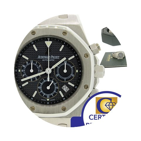 Audemars Piguet Royal Oak 25860st Chrono...