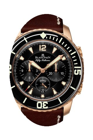 Blancpain Fifty Fathoms Flyback Chronogr...