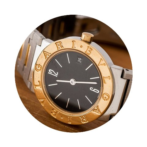 Bulgari BB26 Vintage Watch...