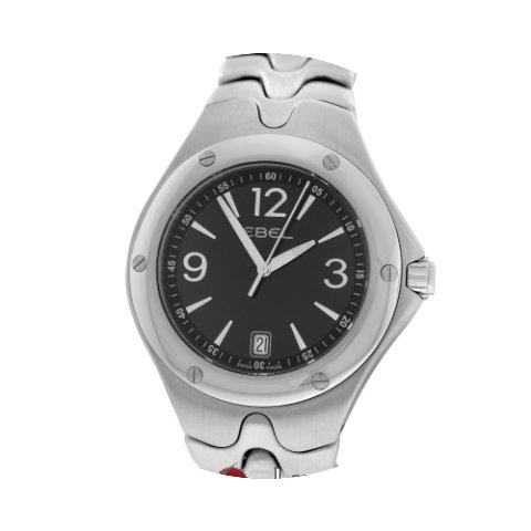 Ebel Authentic New Mens Sport Wave 9955K...