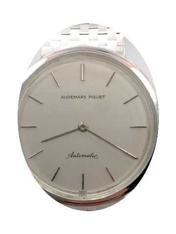 Audemars Piguet 18K White Gold Men's Dre...