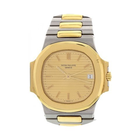 Patek Philippe Men's Nautilus 18K Yellow...