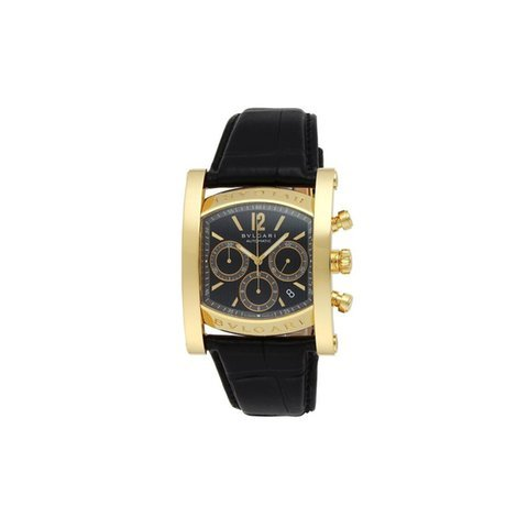 Bulgari Assioma Chronograph 18k Yellow G...