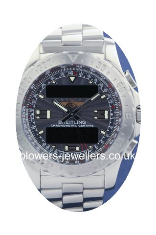 Breitling Airwolf. A78363...