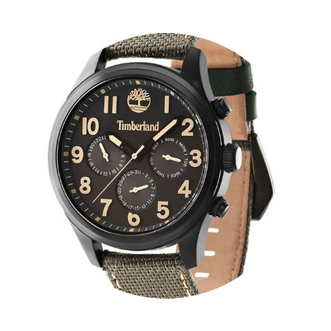 Timberland Watches Rollins Men's Multifu...