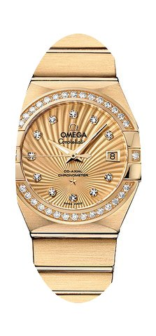Omega Constellation Co-Axial Automatic 2...