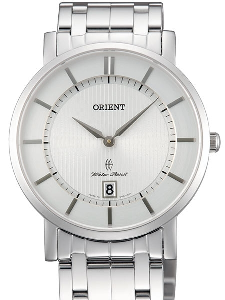 Orient Class Quartz Dress Watch with Sap...