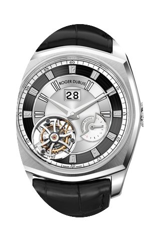 Roger Dubuis La Monégasque Flying Tourb...