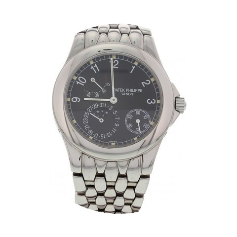Patek Philippe Men's Moon Phase Power Re...
