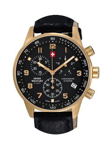 Swiss Military SM34012.10 Chronograph 5 ...