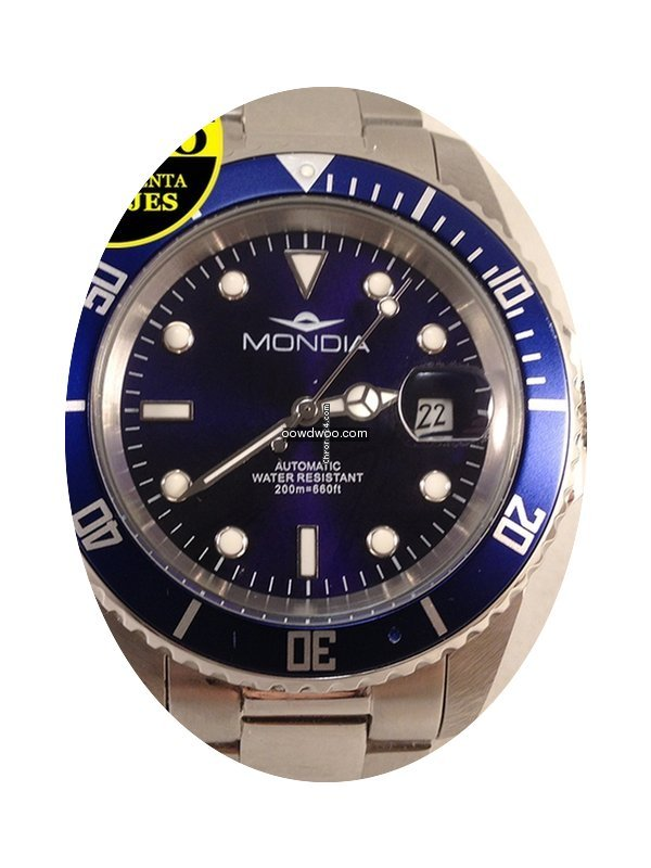 Buy Sell Pre-owned Mondia Watch and Timepieces