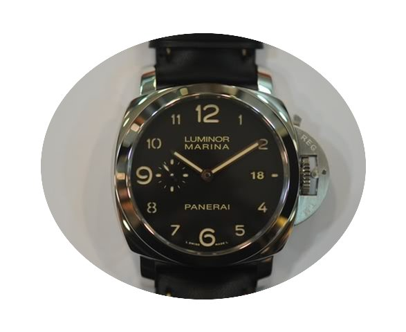 Panerai Luminor Marina 3 Days PAM 359...