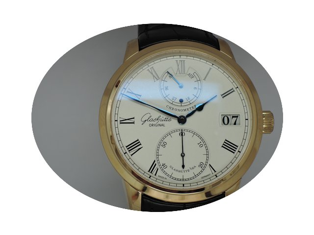 Glashütte Original Senator Chronometer...