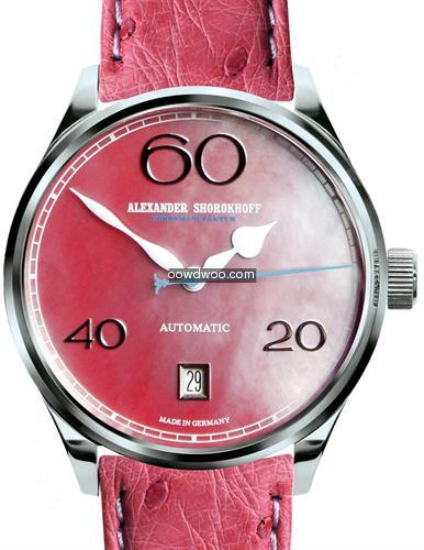 Pink Lady Automatic as.la01-25 - Alexand...