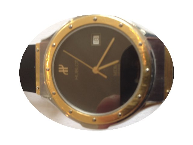 Hublot Classic Steel and Gold...
