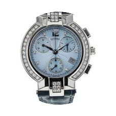 Concord La Scala Chronograph Diamond Bez...